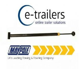 MAYPOLE STABILUS TRAILER DAMPER FOR ALKO 161S COUPLING LONG POST (>1998) MP2053B